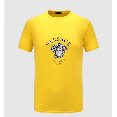 Versace T-Shirts Short Sleeved For Men #867158