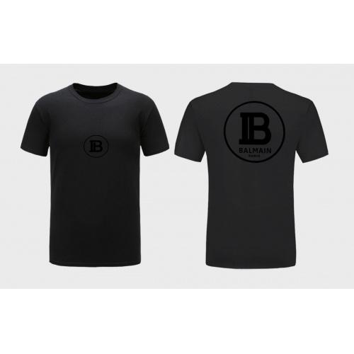 Balmain T-Shirts Short Sleeved For Men #867176