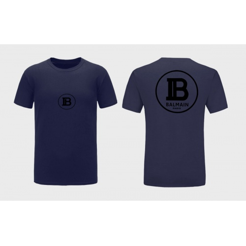 Balmain T-Shirts Short Sleeved For Men #867177