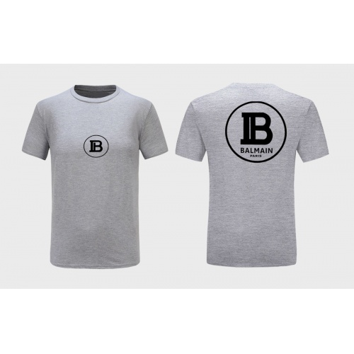 Balmain T-Shirts Short Sleeved For Men #867180