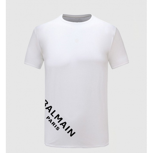 Balmain T-Shirts Short Sleeved For Men #867182