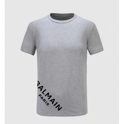 Balmain T-Shirts Short Sleeved For Men #867184