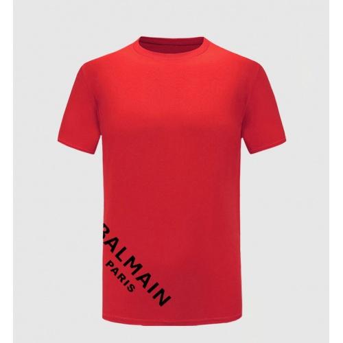 Balmain T-Shirts Short Sleeved For Men #867185