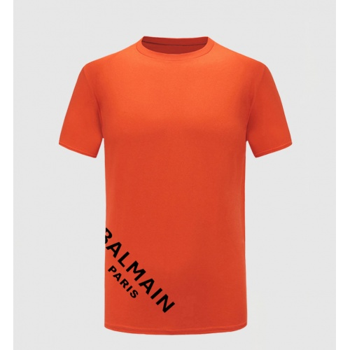 Balmain T-Shirts Short Sleeved For Men #867186