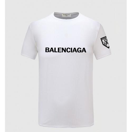 Balenciaga T-Shirts Short Sleeved For Men #867189