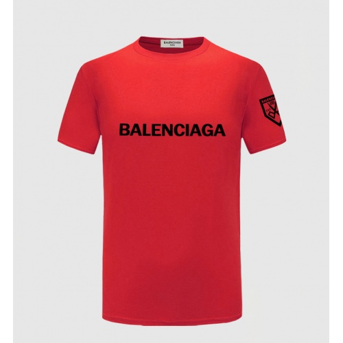 Balenciaga T-Shirts Short Sleeved For Men #867191