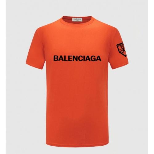 Balenciaga T-Shirts Short Sleeved For Men #867193