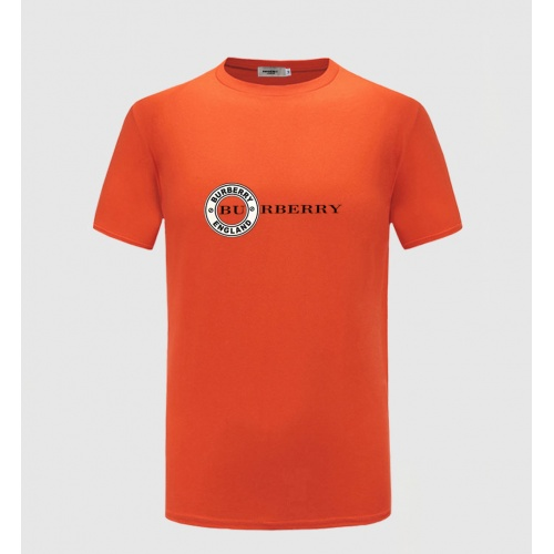 Burberry T-Shirts Short Sleeved For Men #867209 $27.00 USD, Wholesale Replica Burberry T-Shirts