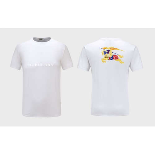 Burberry T-Shirts Short Sleeved For Men #867210 $27.00 USD, Wholesale Replica Burberry T-Shirts