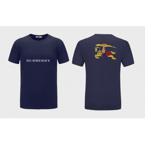 Burberry T-Shirts Short Sleeved For Men #867213 $27.00 USD, Wholesale Replica Burberry T-Shirts