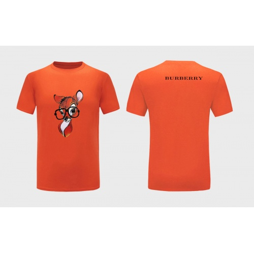 Burberry T-Shirts Short Sleeved For Men #867222 $27.00 USD, Wholesale Replica Burberry T-Shirts
