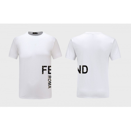 Fendi T-Shirts Short Sleeved For Men #867275