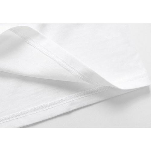 Replica Fendi T-Shirts Short Sleeved For Men #867275 $27.00 USD for Wholesale