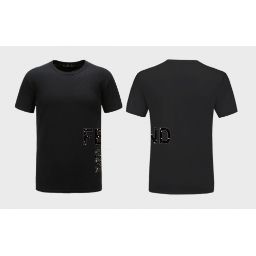 Fendi T-Shirts Short Sleeved For Men #867276