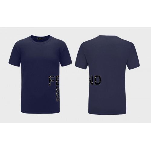 Fendi T-Shirts Short Sleeved For Men #867277