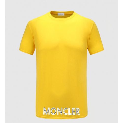 Moncler T-Shirts Short Sleeved For Men #867284 $27.00 USD, Wholesale Replica Moncler T-Shirts