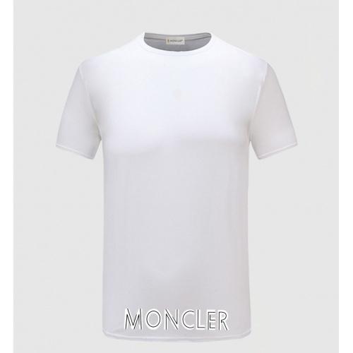 Moncler T-Shirts Short Sleeved For Men #867285 $27.00 USD, Wholesale Replica Moncler T-Shirts