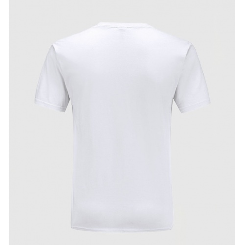 Replica Moncler T-Shirts Short Sleeved For Men #867285 $27.00 USD for Wholesale