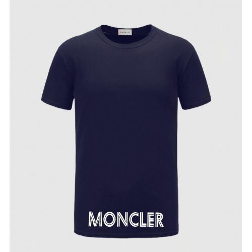 Moncler T-Shirts Short Sleeved For Men #867287 $27.00 USD, Wholesale Replica Moncler T-Shirts