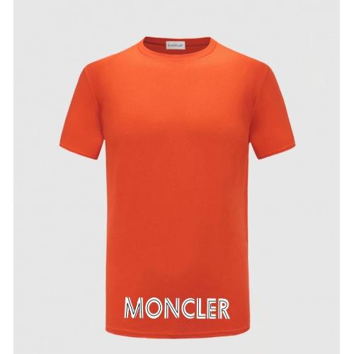 Moncler T-Shirts Short Sleeved For Men #867288 $27.00 USD, Wholesale Replica Moncler T-Shirts