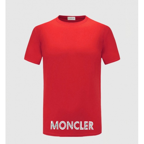 Moncler T-Shirts Short Sleeved For Men #867289 $27.00 USD, Wholesale Replica Moncler T-Shirts