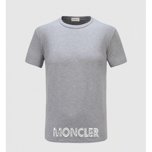 Moncler T-Shirts Short Sleeved For Men #867290 $27.00 USD, Wholesale Replica Moncler T-Shirts