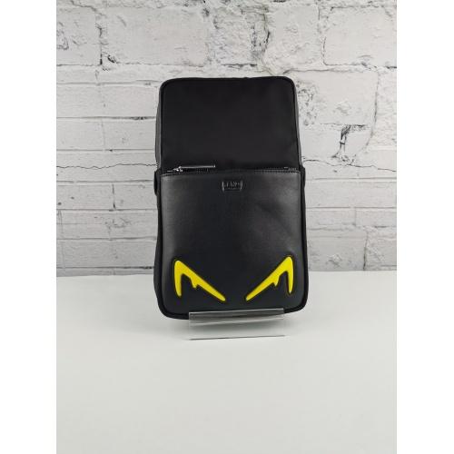Fendi AAA Man Messenger Bags #867291