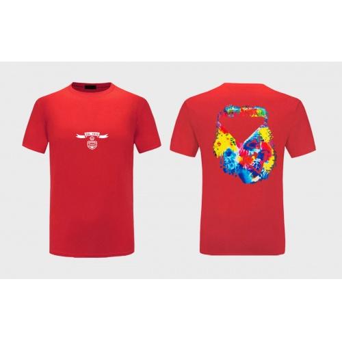 Prada T-Shirts Short Sleeved For Men #867306 $27.00 USD, Wholesale Replica Prada T-Shirts