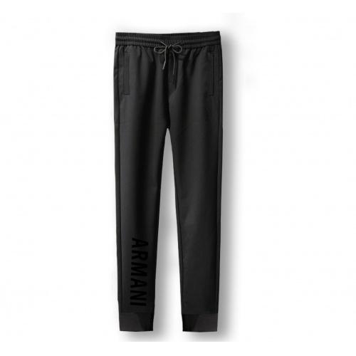 Replica Armani Pants For Men #867323 $48.00 USD for Wholesale