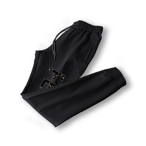 Replica Fendi Pants For Men #867346 $48.00 USD for Wholesale