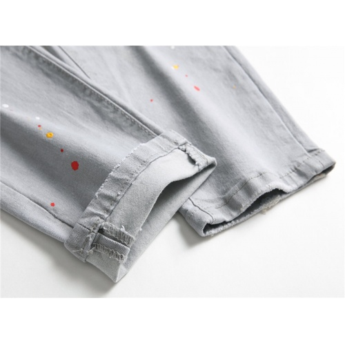 Replica Dsquared Jeans For Men #867370 $48.00 USD for Wholesale