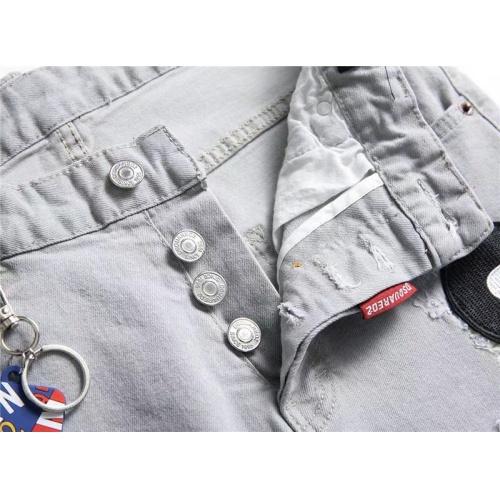 Replica Dsquared Jeans For Men #867371 $48.00 USD for Wholesale