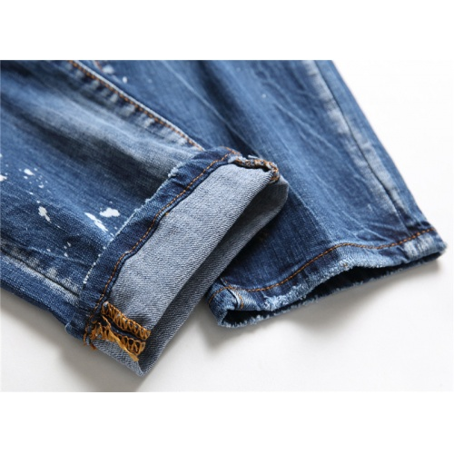 Replica Dsquared Jeans For Men #867372 $48.00 USD for Wholesale