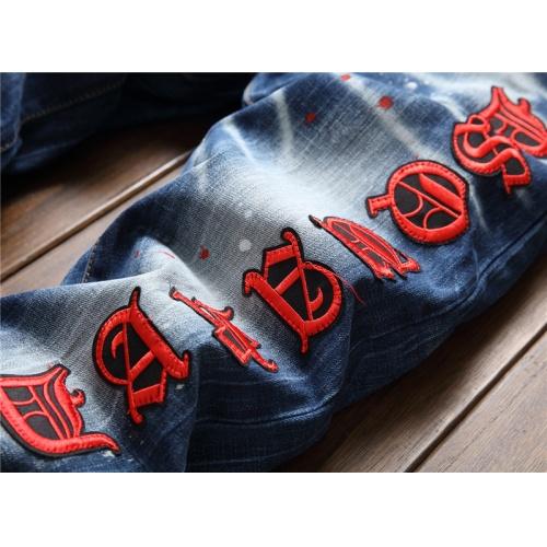 Replica Dsquared Jeans For Men #867376 $48.00 USD for Wholesale