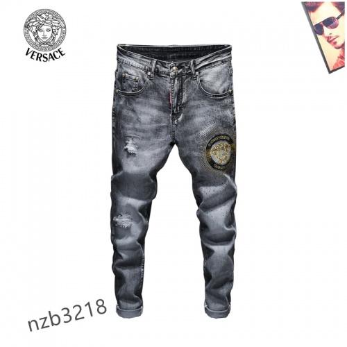 Versace Jeans For Men #867385 $48.00 USD, Wholesale Replica Versace Jeans