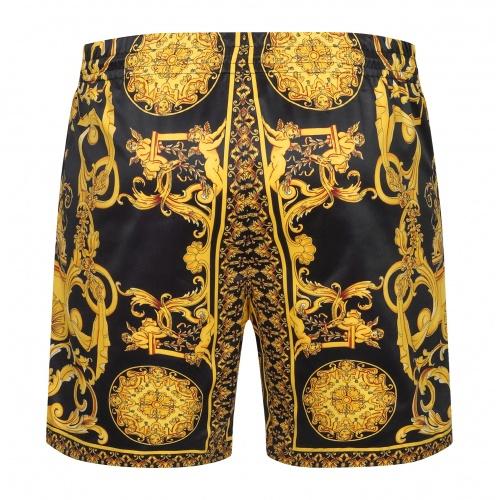 Replica Versace Pants For Men #867463 $25.00 USD for Wholesale