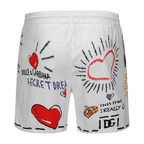 Replica Dolce & Gabbana D&G Pants For Men #867469 $25.00 USD for Wholesale