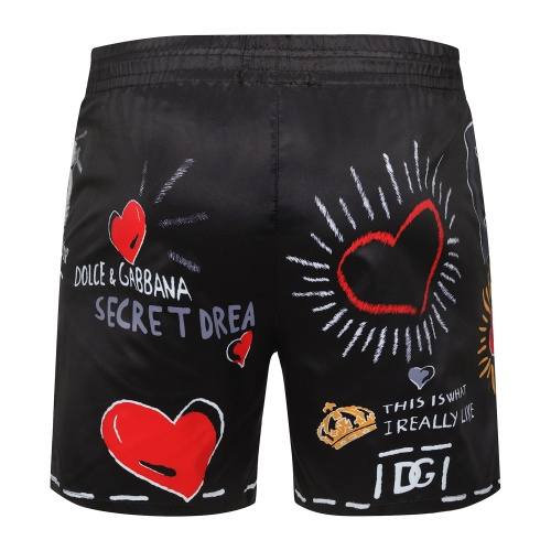 Replica Dolce & Gabbana D&G Pants For Men #867470 $25.00 USD for Wholesale