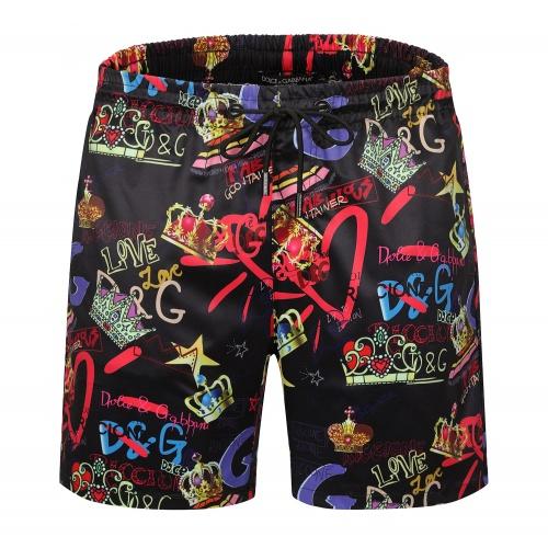 Dolce & Gabbana D&G Pants For Men #867472 $25.00 USD, Wholesale Replica Dolce & Gabbana D&G Pants