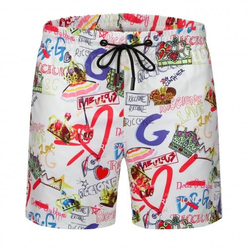 Dolce & Gabbana D&G Pants For Men #867473 $25.00 USD, Wholesale Replica Dolce & Gabbana D&G Pants