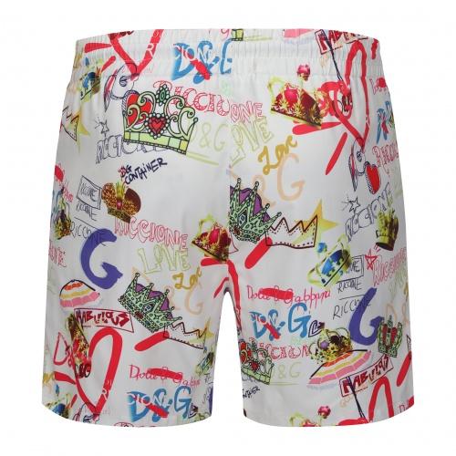Replica Dolce & Gabbana D&G Pants For Men #867473 $25.00 USD for Wholesale