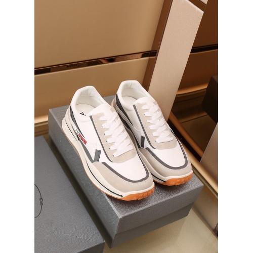 Prada Casual Shoes For Men #867558