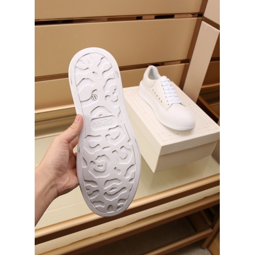 Replica Alexander McQueen Shoes For Women #867582 $85.00 USD for Wholesale