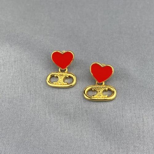 Celine Earrings #867724 $36.00 USD, Wholesale Replica Celine Earrings