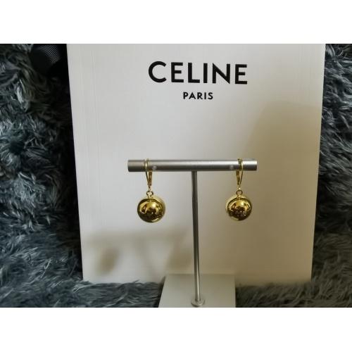 Celine Earrings #867725 $36.00 USD, Wholesale Replica Celine Earrings
