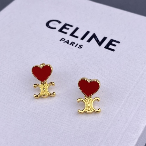 Celine Earrings #867726 $36.00 USD, Wholesale Replica Celine Earrings