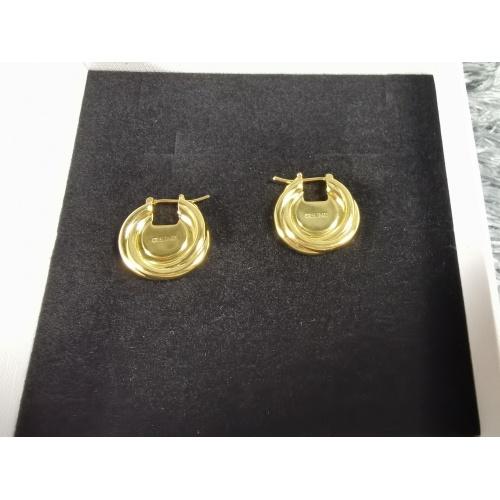 Celine Earrings #867727 $38.00 USD, Wholesale Replica Celine Earrings