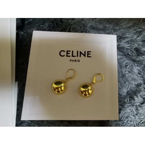 Celine Earrings #867729 $40.00 USD, Wholesale Replica Celine Earrings