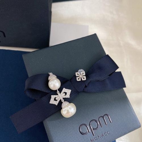 apm Monaco Earrings #867731 $34.00 USD, Wholesale Replica apm Monaco Earrings