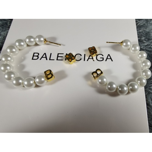 Balenciaga Earring #867738 $36.00 USD, Wholesale Replica Balenciaga Earring